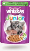 Whiskas plic 100g Junior